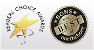 Readers Choice Awards,Bons Best Northshore